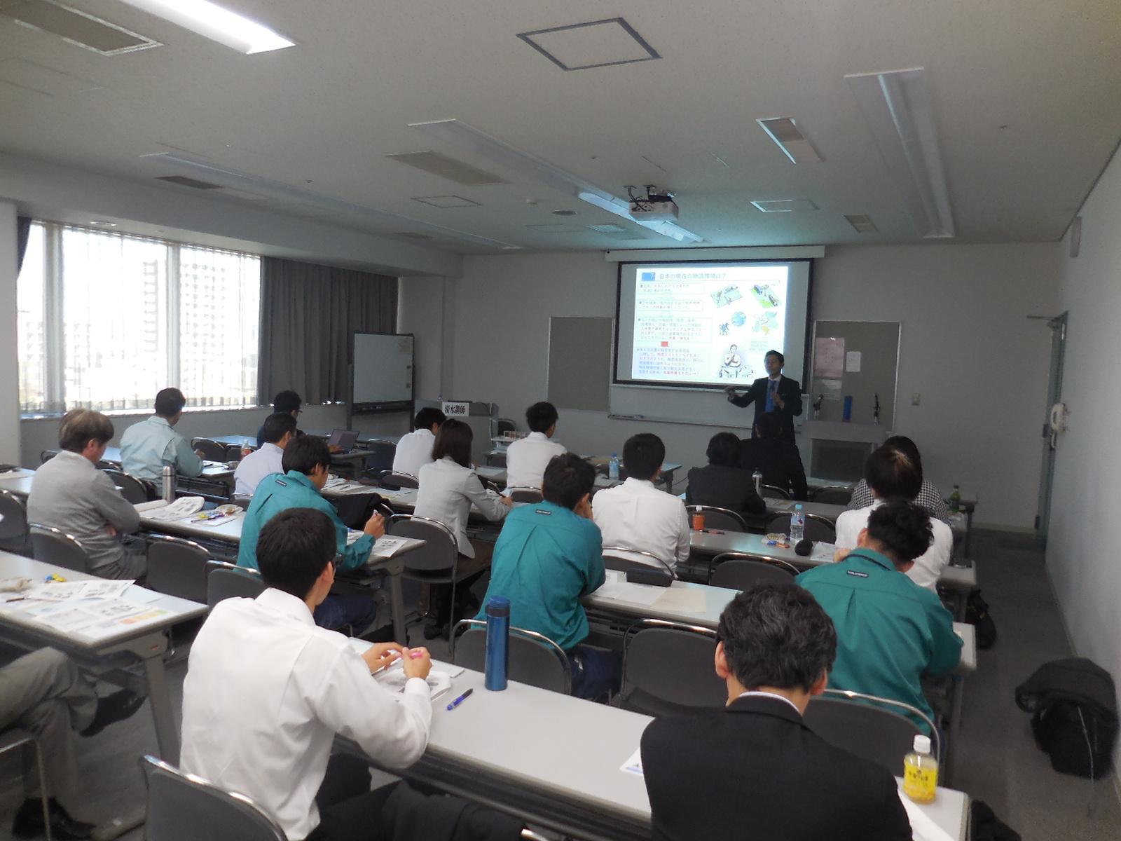 【 講 演 】 公益社団法人日本包装技術協会 様 主催 静岡県包装研究会